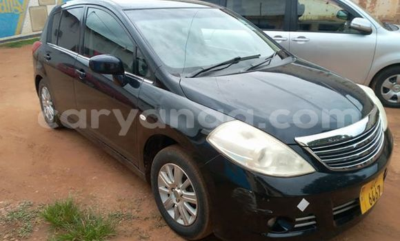 Buy Used Nissan Tiida Black Car in Kasungu in Malawi
