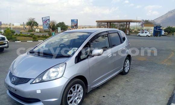 Buy Used Honda Fit Silver Car in Kasungu in Malawi