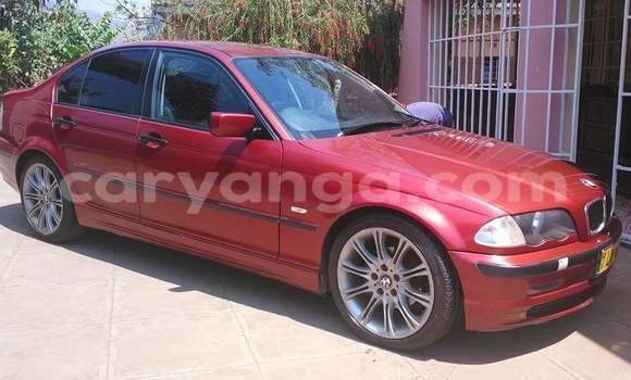 Buy Used BMW 3–Series Red Car in Blantyre in Malawi