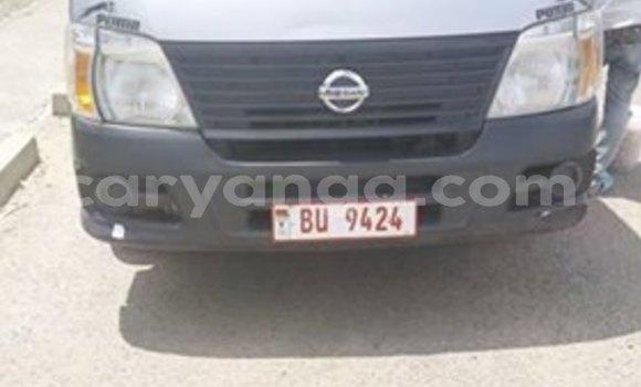 Buy Used Nissan Caravan Silver Car in Blantyre in Malawi