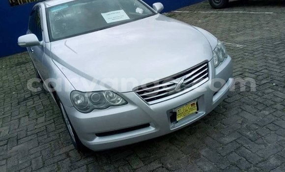 Buy Used Toyota Mark X Silver Car in Blantyre in Malawi