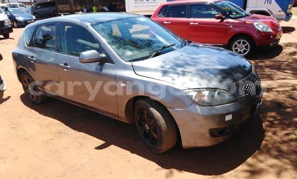Buy Used Mazda Axela Silver Car in Lilongwe in Malawi