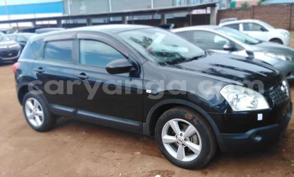 Buy Used Nissan Dualis Black Car in Lilongwe in Malawi
