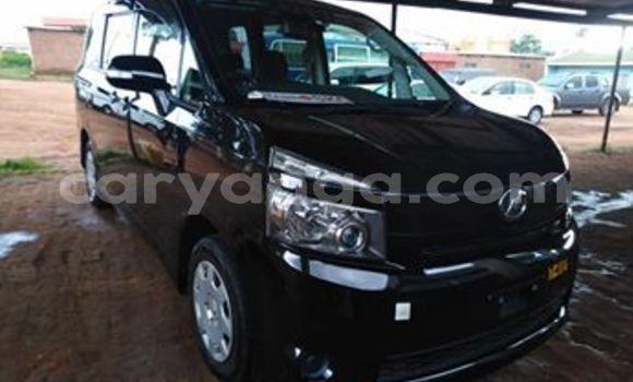 Buy Used Toyota Voxy Black Car in Lilongwe in Malawi
