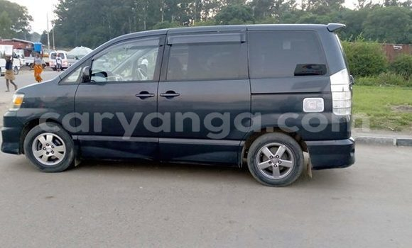 Buy Used Toyota Voxy Black Car in Blantyre in Malawi