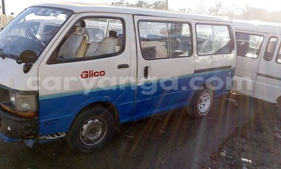 Buy Used Toyota Hiace Other Car in Blantyre in Malawi