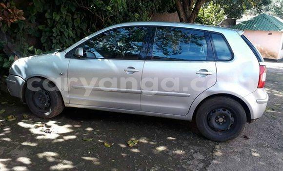Buy Used Volkswagen Polo Silver Car in Lilongwe in Malawi
