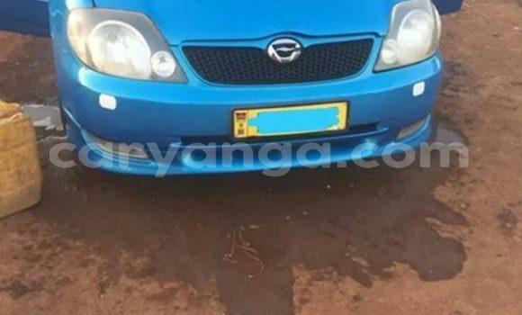 Buy Used Toyota Runx Blue Car in Lilongwe in Malawi