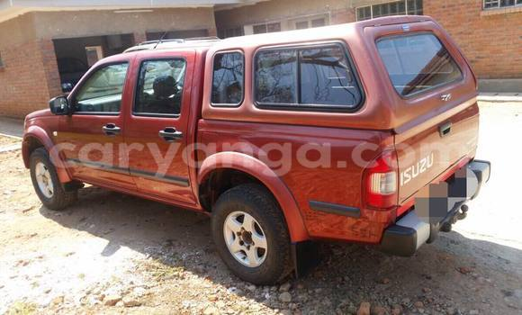 Buy Used Isuzu D–MAX Red Car in Limbe in Malawi