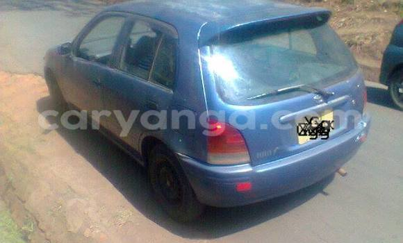 Buy Used Toyota Starlet Blue Car in Limbe in Malawi
