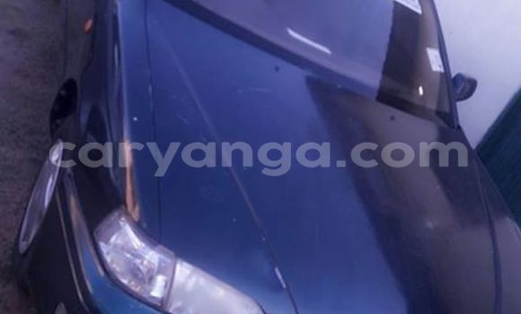 Buy Used Toyota Voltz Black Car in Limbe in Malawi