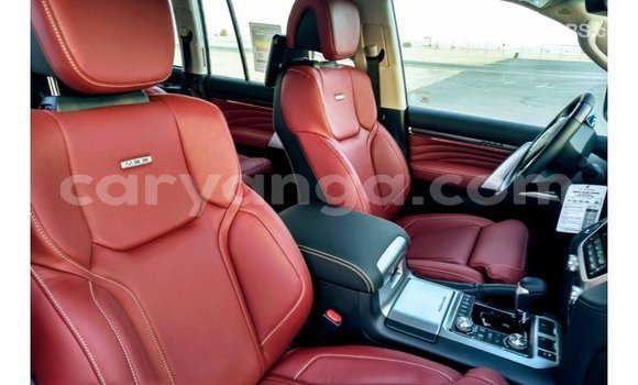 Buy Import Toyota Land Cruiser Black Car in Import - Dubai in Malawi