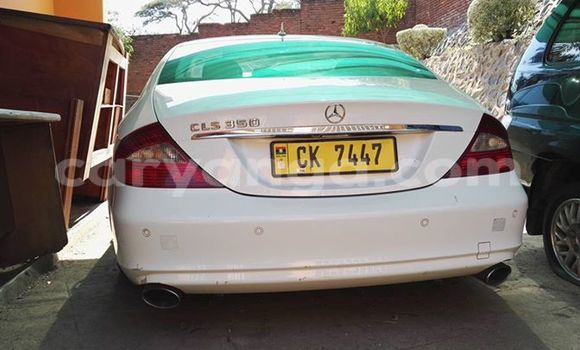 Buy Used Mercedes‒Benz CLS-Class White Car in Limbe in Malawi