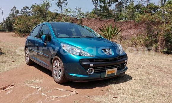 Buy Used Peugeot 106 Blue Car in Limbe in Malawi
