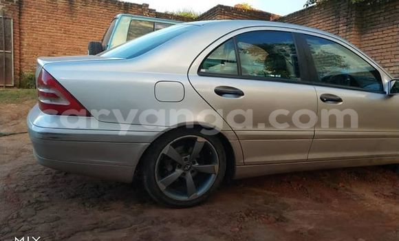 Buy Used Mercedes‒Benz C–Class Silver Car in Blantyre in Malawi