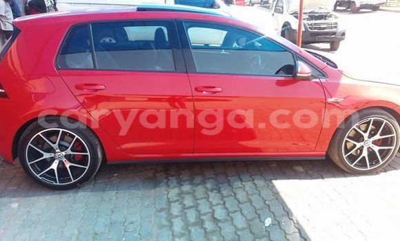 Buy Used Volkswagen Golf Red Car in Limbe in Malawi