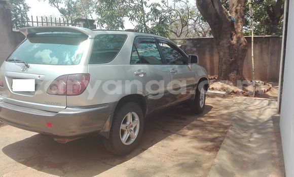 Buy Used Toyota Harrier Silver Car in Limbe in Malawi