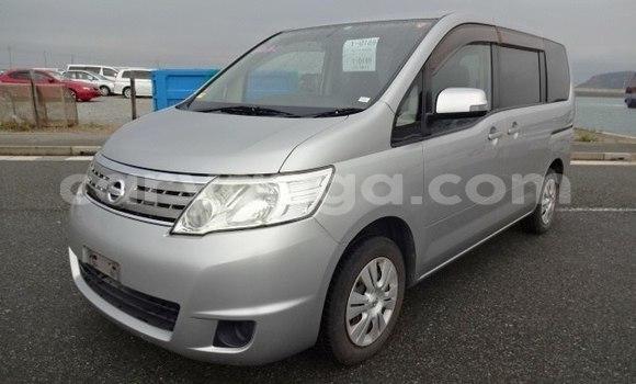 Buy Used Nissan Serena Silver Car in Karonga in Malawi