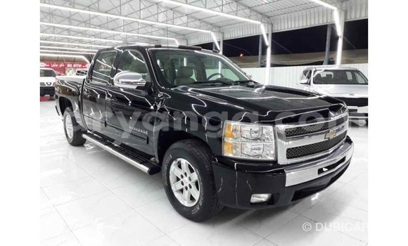 Buy Import Chevrolet Silverado Black Car in Import - Dubai in Malawi