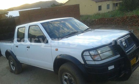 Buy Used Nissan Hardbody White Car in Limbe in Malawi