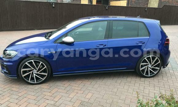 Buy Used Volkswagen Golf GTI Blue Car in Lilongwe in Malawi