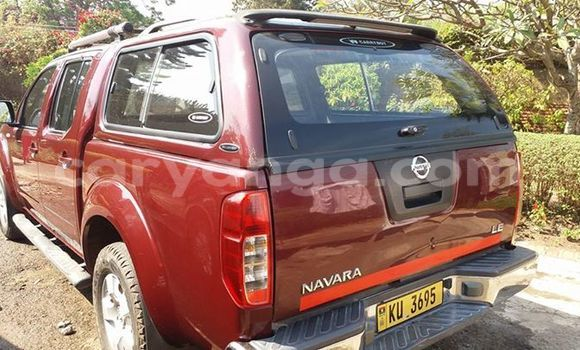 Buy Used Nissan Navara Red Car in Limbe in Malawi