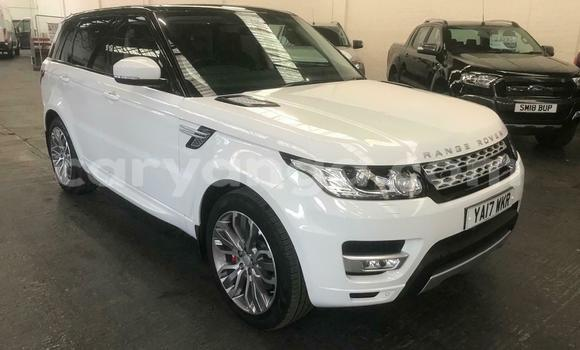 Buy Used Land Rover Range Rover Sport White Car in Lilongwe in Malawi