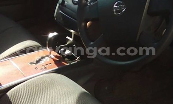 Buy Used Nissan Teana Black Car in Limbe in Malawi