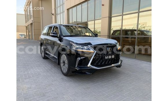 Buy Import Lexus LX Black Car in Import - Dubai in Malawi