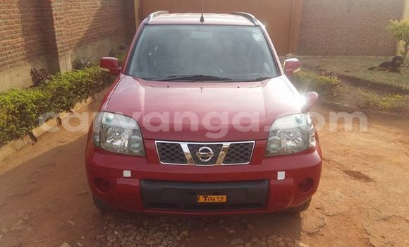 Buy Used Nissan X–Trail Red Car in Limbe in Malawi