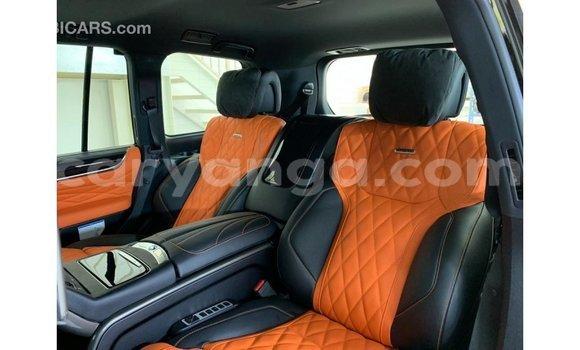 Buy Import Lexus LX Black Car in Import - Dubai in Malawi