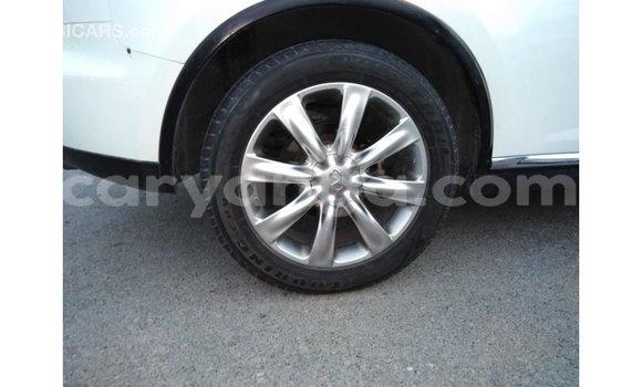 Buy Import Infiniti FX White Car in Import - Dubai in Malawi