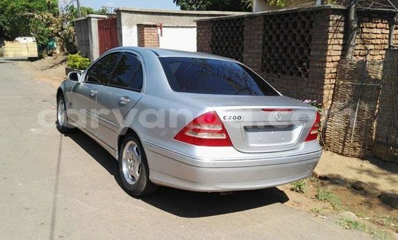 Buy Used Mercedes‒Benz C–Class Silver Car in Limbe in Malawi