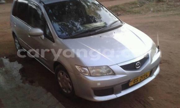 Buy Used Mazda Premacy Silver Car in Limbe in Malawi