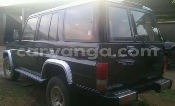Buy Used Toyota Land Cruiser Black Car in Blantyre in Malawi