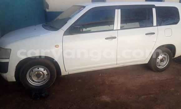 Buy Used Toyota Probox White Car in Lilongwe in Malawi