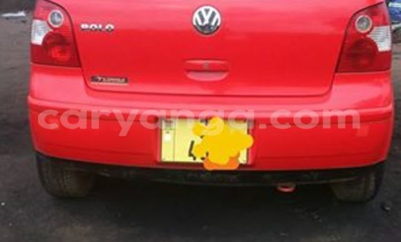 Buy Used Volkswagen Polo Red Car in Limbe in Malawi