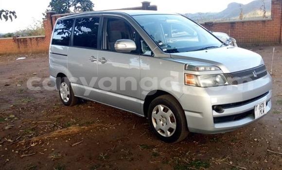 Buy Used Toyota Voxy Silver Car in Blantyre in Malawi