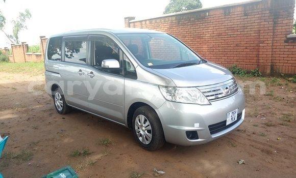 Buy Used Nissan Serena Silver Car in Blantyre in Malawi