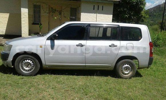 Buy Used Toyota Probox Silver Car in Mwanza in Mwanza