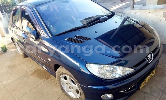 Buy Used Peugeot 206 Blue Car in Salima in Malawi