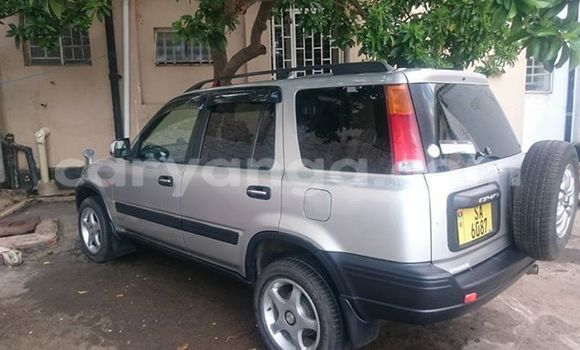 Buy Used Honda CR-V Silver Car in Limbe in Malawi