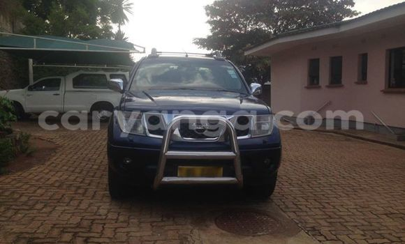 Buy Used Nissan Navara Black Car in Limbe in Malawi