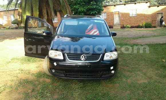 Buy Used Volkswagen Touareg Black Car in Limbe in Malawi