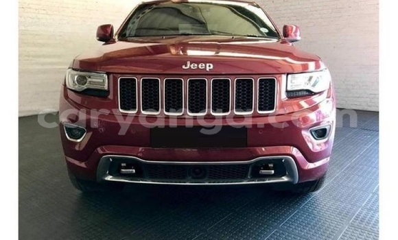 Buy Used Jeep Grand Cherokee Red Car in Limbe in Malawi