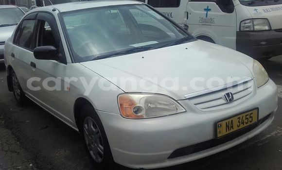 Buy Used Honda Civic White Car in Limbe in Malawi