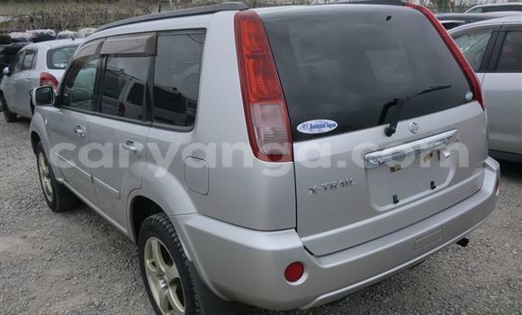 Buy New Nissan X-Trail Silver Car in Lilongwe in Malawi