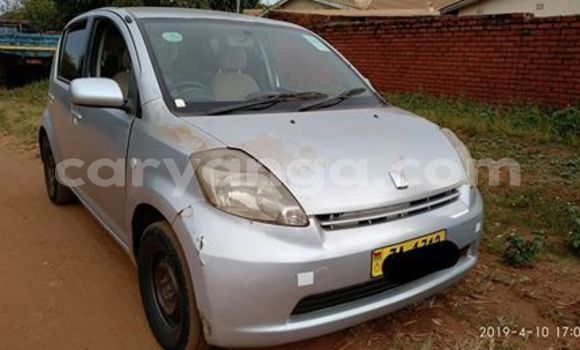 Buy Used Toyota Passo Silver Car in Lilongwe in Malawi