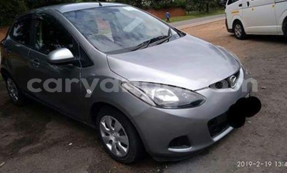 Buy Used Mazda Demio Silver Car in Lilongwe in Malawi