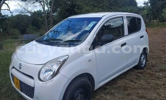 Buy Used Suzuki Alto White Car in Lilongwe in Malawi